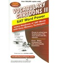 Vocabulary Cartoons II, SAT Word Power: Learn Hundreds of SAT Words with Easy Memory Techniques