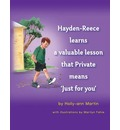 Hayden-Reece Learns a Valuable Lesson That Private Means 'Just for You'