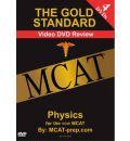 The Gold Standard Video MCAT & GAMSAT Science Review on 4 DVDs: Physics