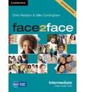 Face2face Intermediate Class Audio CDs