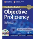 Objective Proficiency Workbook with Answers with Audio CD
