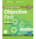 Objective First Workbook with Answers