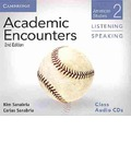 Academic Encounters Level 2 Class Audio CDs (2) Listening and Speaking: Level 2: American Studies