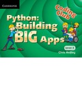 Coding Club Level 3 Python: Building Big Apps