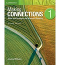 Making Connections Level 1 Student's Book: 1: Skills and Strategies for Academic Reading