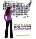 State and Local Politics: Institions and Reform