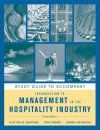 Introduction to Management in the Hospitality Industry: Study Guide