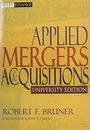 Applied Mergers & Acquisitions, University Edition