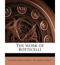 The Work of Botticelli