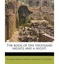 The Book of the Thousand Nights and a Night; Volume 12