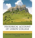 Historical Account of Lisbon College