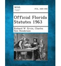 Official Florida Statutes 1963