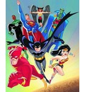Justice League Unlimited Heroes