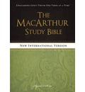 The MacArthur Study Bible, NIV