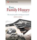 Easy Family History: The Beginners Guide to Starting Your Research