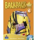 Backpack Gold 6 Student Book and CD-ROM N/E Pack