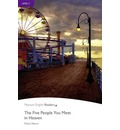 The Five People You Meet in Heaven Book and MP3 Pack: Level 5