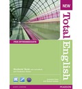 New Total English Pre-Intermediate Students' Book with Active Book Pack
