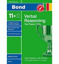 Bond 11+ Test Papers Verbal Reasoning Multiple-Choice Pack 2