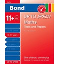 Bond Up to Speed Maths Tests and Papers 10-11+ Years