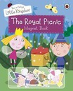 The Royal Picnic Magnet Book