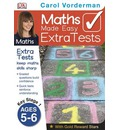 Maths Made Easy Extra Tests Age 5-6