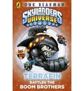 Skylanders Mask of Power: Terrafin Battles the Boom Brothers: Book 4