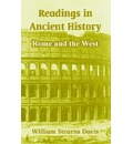 Readings in Ancient History: Rome and the West