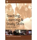 Teaching, Learning and Study Skills: A Guide for Tutors