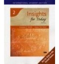 Reading for Today Series 2 - Insights for Today Text: A High Beginning Reading Skills Text
