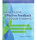 How to Give Effective Feedback to Your Students