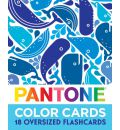 Pantone: Colour Cards: 18 Oversized Flash Cards