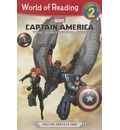 Captain America: The Winter Soldier World of Reading Level 2