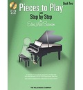 Edna Mae Burnam: Book 2: Step by Step Pieces to Play - Book 2