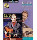 Tony Rice - Guitar Bundle Pack: Tony Rice Teaches Bluegrass Guitar (Book/CD Pack) with Tony Rice Master Class (DVD)