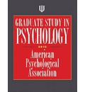 Graduate Study in Psychology 2015