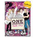 One Direction Doodles: Color, Doodle, and Daydream about the Gorgeous Boys