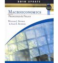 Macroeconomics, 2010 Update: Principles and Policy
