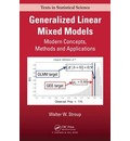 Generalized Linear Mixed Models: Modern Concepts, Methods and Applications