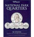 National Parks Quarters: 50 States + District of Columbia & Territories: Collector's Quarters Folder 2010-2021
