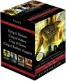 The Mortal Instruments Boxed Set: City of Bones/City of Ashes/City of Glass/City of Fallen Angels