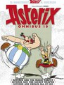 Asterix Omnibus: Asterix and the Magic Carpet, Asterix and the Secret Weapon, Asterix and Obelix All at Sea