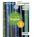Cambridge Checkpoint English: Student's Book Book 2