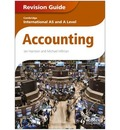 Cambridge International AS and A Level Accounting Revision Guide