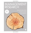 Management Research: An Introduction
