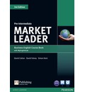 Market Leader Pre-Intermediate Coursebook with DVD-ROM and MyEnglishLab Student Online Access Code Pack