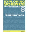 Exploring Science: Working Scientifically Teacher & Technician Planning Pack Year 8