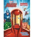The Mighty Avengers: Protecting Mankind Gigantic Book to Color