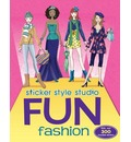 Sticker Style Studio: Fun Fashion