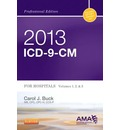 ICD-9-Cm Professional Edition for Hospitals 2013: Volume 1, 2 and 3